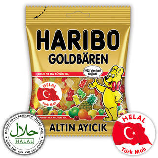 Haribo Gold-Bears 160g