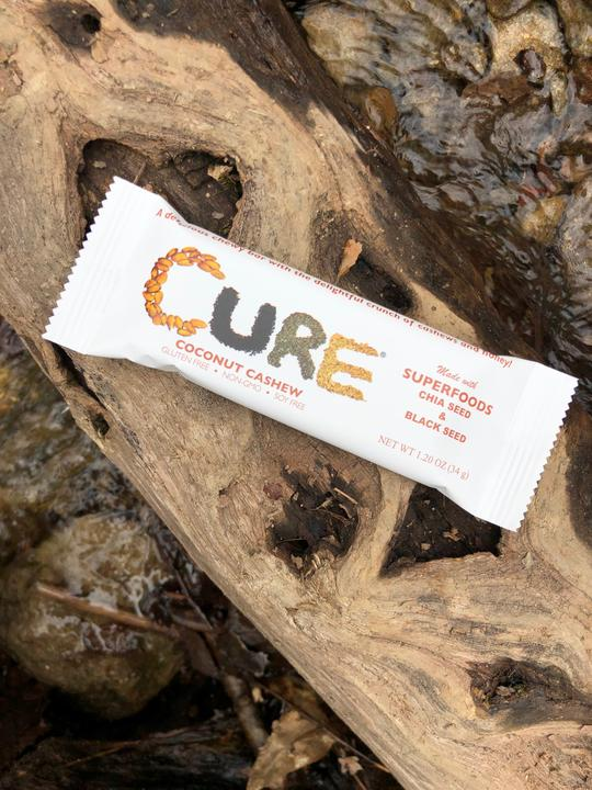 The CURE Bar - Coconut Cashew