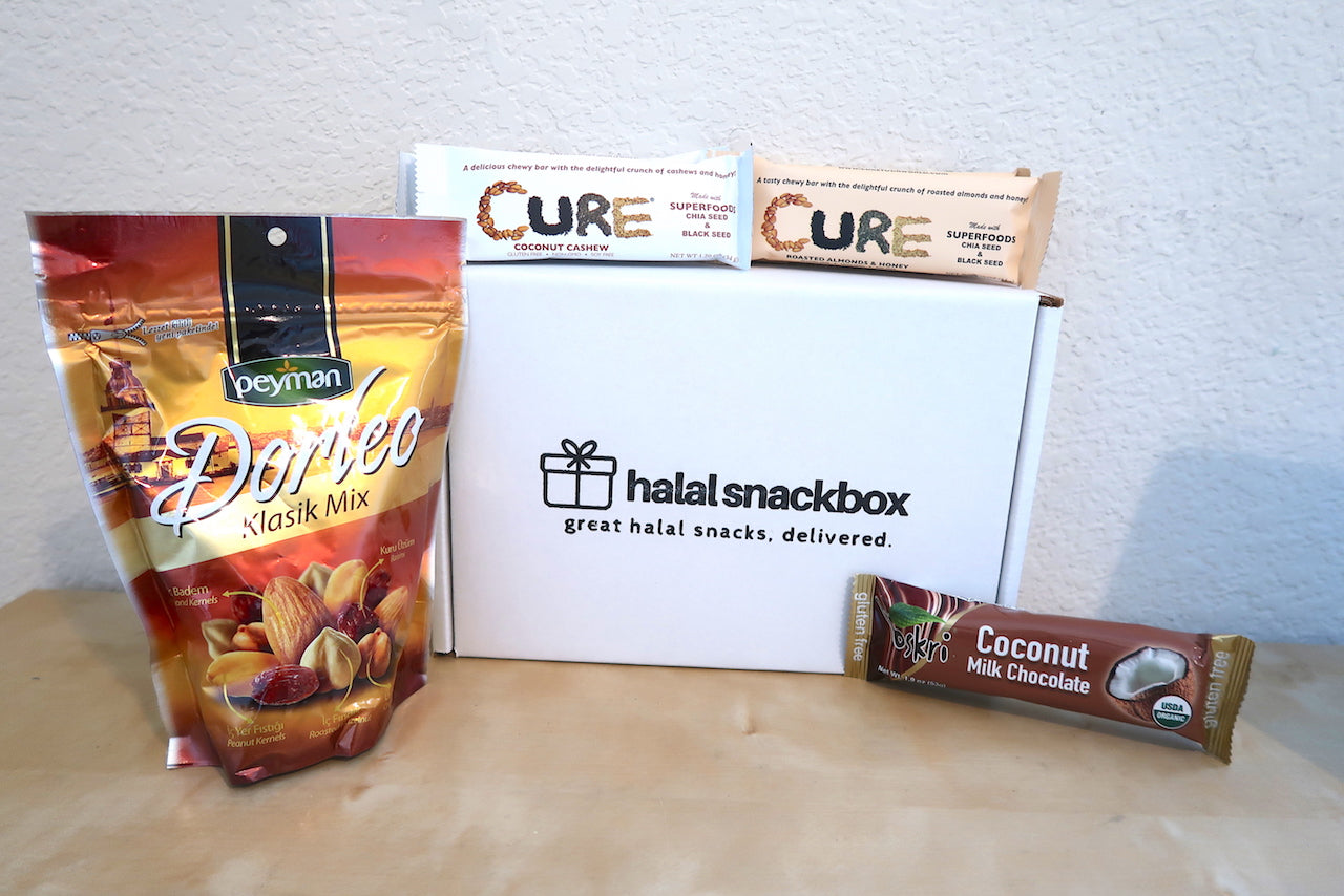 Healthy Box by Halal SnackBox