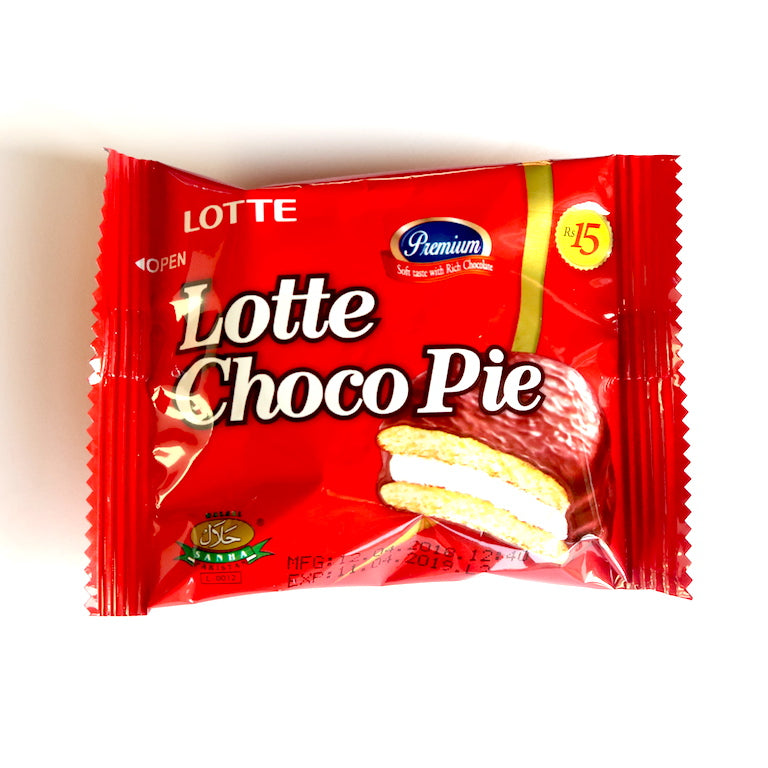 Lotte ChocoPie - 6 Pack