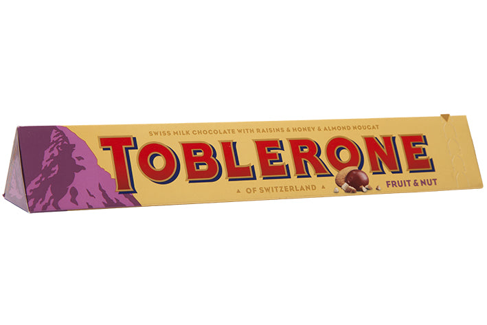Toblerone Fruit and Nut Chocolate Bar