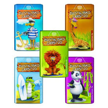 Kras Animal Kingdom Chocolate Cards