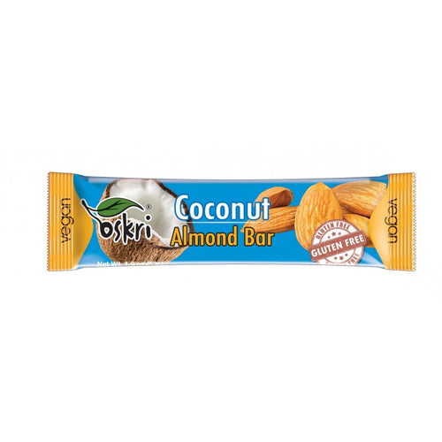 Oskri Coconut Almond Bar