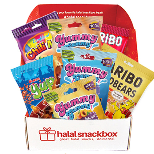 Gummy Treat Box