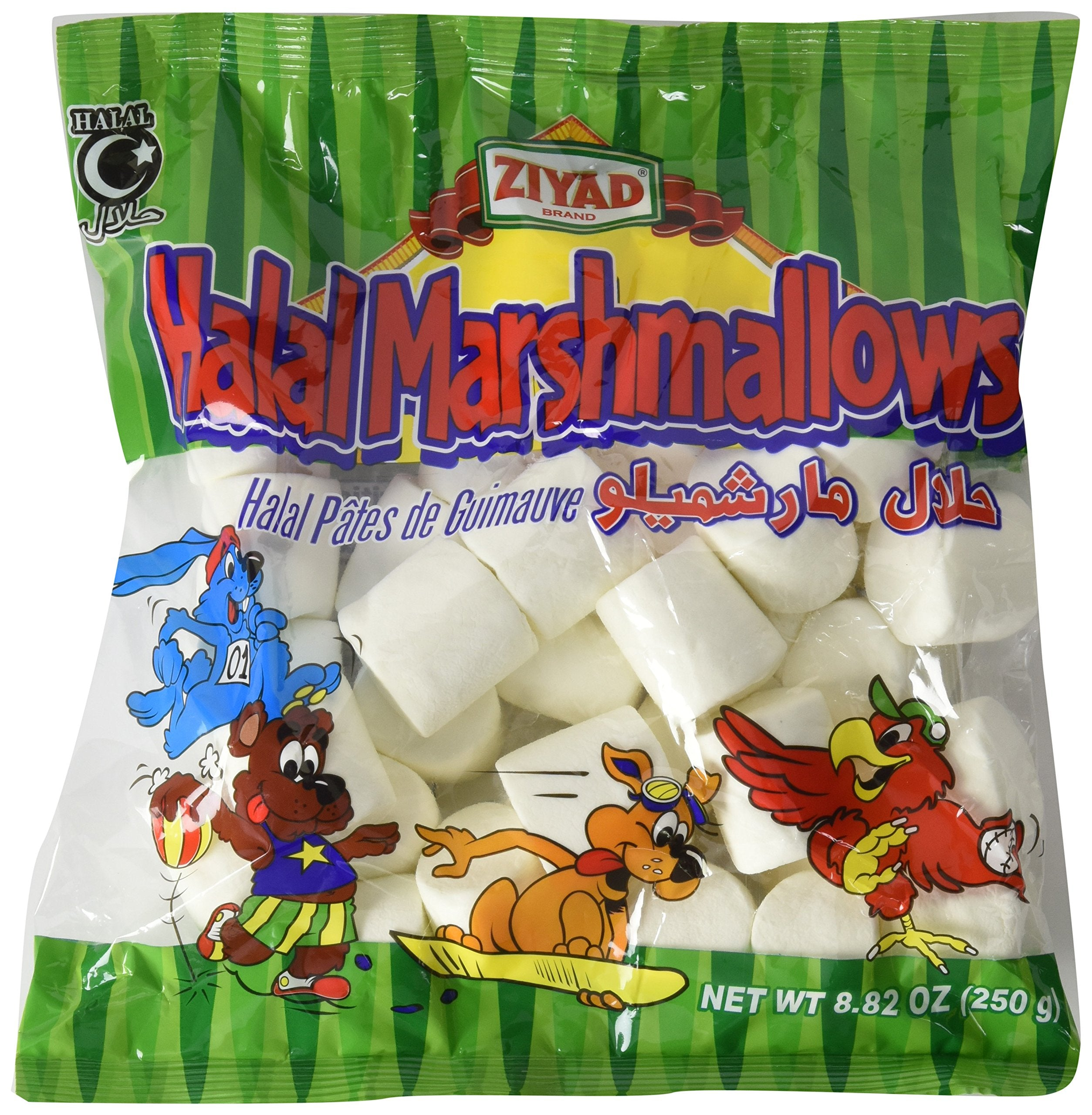 Ziyad Halal Marshmallows