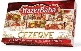 HazerBaba Turkish Delight - CEZERYA