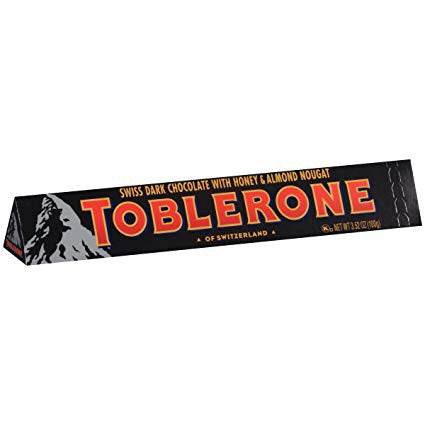 Toblerone Dark Milk Chocolate