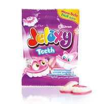 Jelaxy Teeth Gummy Candy (Imported from Turkey)