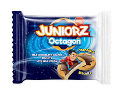Juniorz Octagon Biscuits