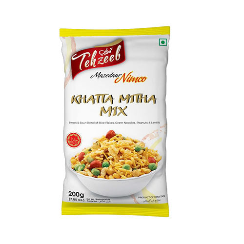 Nimco Tehzeeb Sweet and Tangy Snack Mix