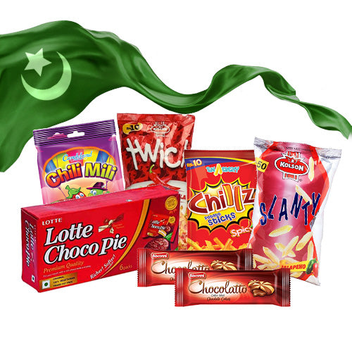 Pakistani Snack Bundle