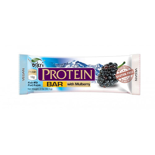 Oskri Mulberry Protein Bar