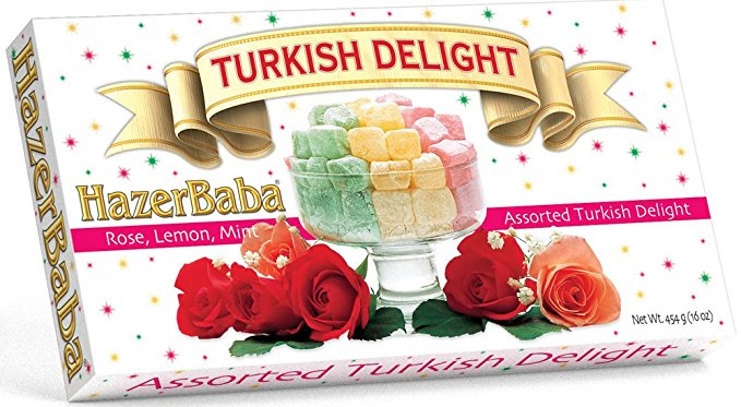 HazerBaba Turkish Delight - Rose, Lemon, Mint