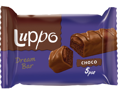 Luppo Dream Bar Choco 5 pcs