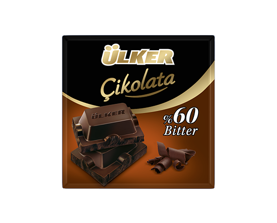Ulker Cikolata - Dark Chocolate