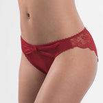 Aubade A L'Amour Italian Brief Rouge Darling | Luxury Lingerie