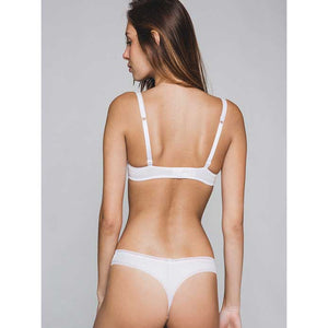 Maison Lejaby | Cottonne Moi Tanga | Luxury Cotton Knickers