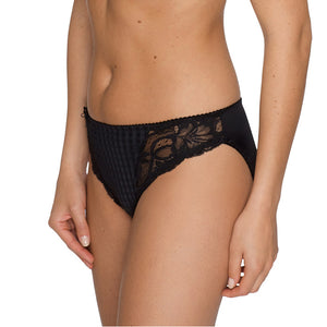 PrimaDonna Madison Brief Black Luxury Lingerie