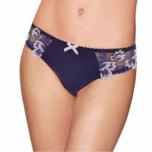 Aubade Passion Creole Brazilian Brief Iris Luxury Lingerie