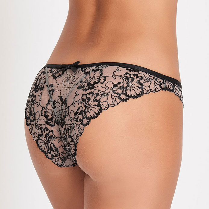 Aubade Rêverie Malicieuse Mini-Coeur Briefs | Luxury Lingerie