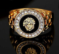 Free Medusa 24k Gold Plated Ring With Order!!
