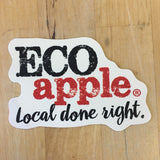 EcoApple Stickers
