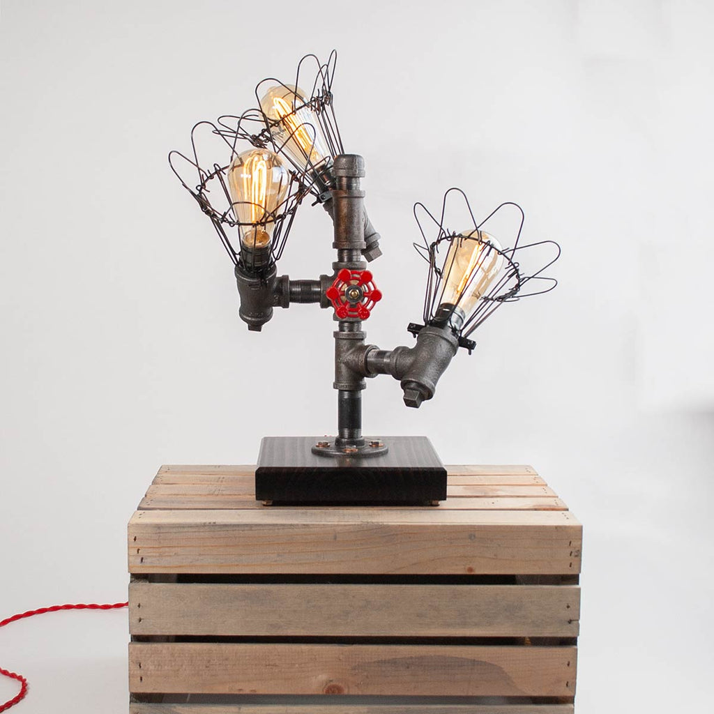 Les Fleurs | Touch-Enabled Accent Table Lamp