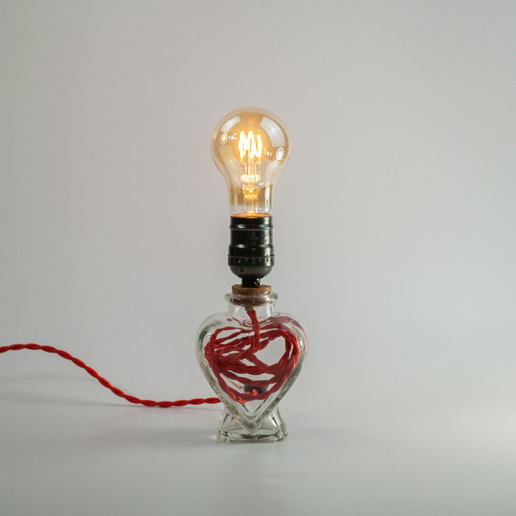 Amore Mio | LED Tabletop Bottle Lamp