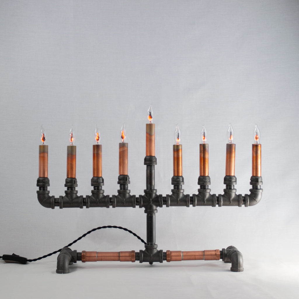 Chanukiah | Electric Menorah