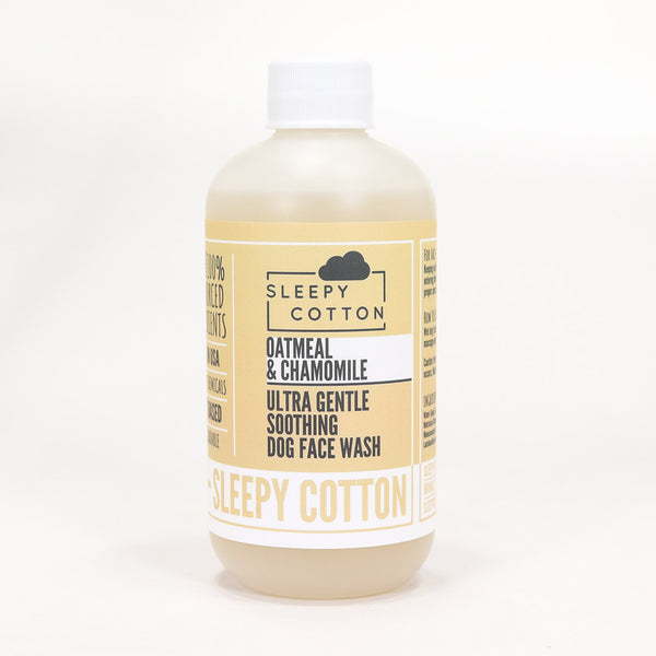 Oatmeal - Ultra Gentle Soothing Dog Face Wash