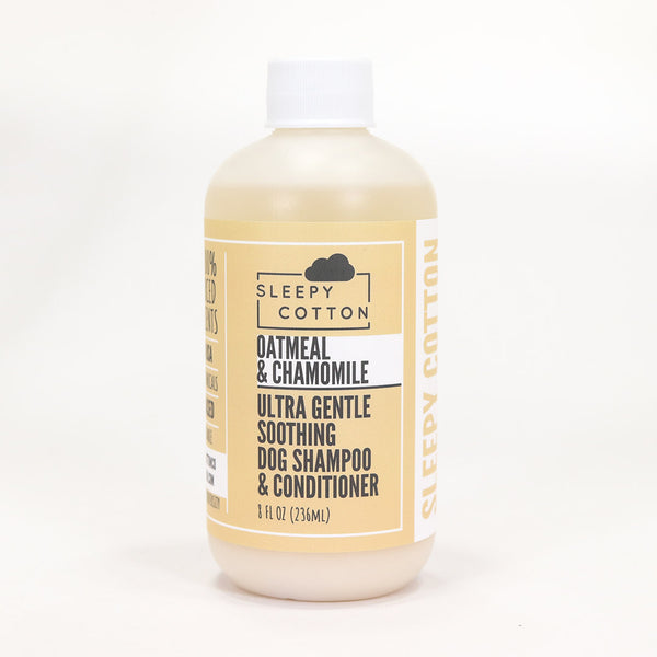 Oatmeal - Ultra Gentle Soothing Dog Shampoo