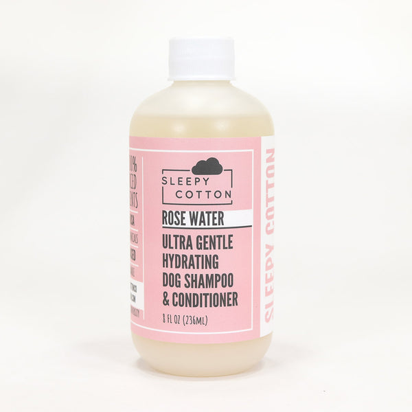 Rose Water - Ultra Gentle Hydrating Dog Shampoo (Ambassador)