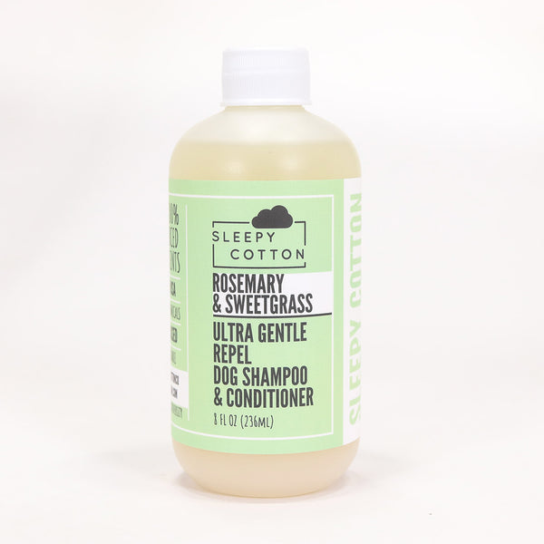 Rosemary & Sweetgrass - Ultra Gentle Repel Dog Shampoo