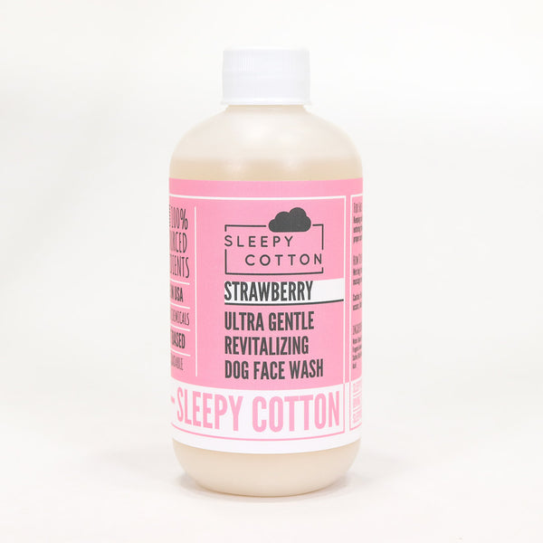Strawberry - Ultra Gentle Revitalizing Dog Face Wash