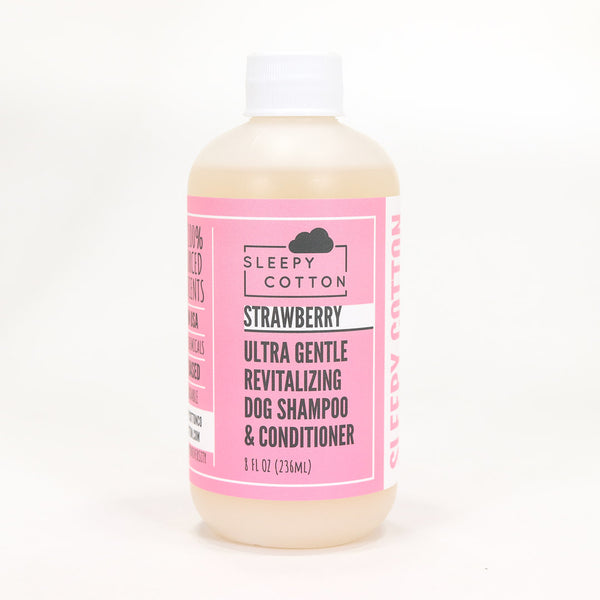 Strawberry - Ultra Gentle Revitalizing Dog Shampoo