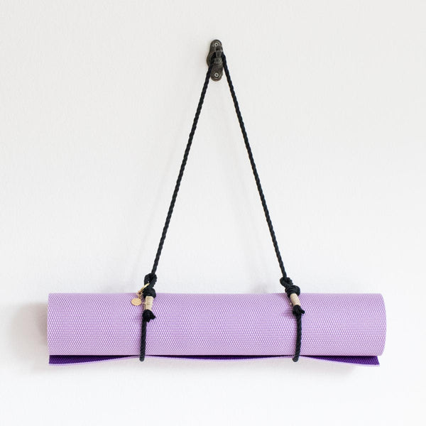 Yoga Mat Sling - Black
