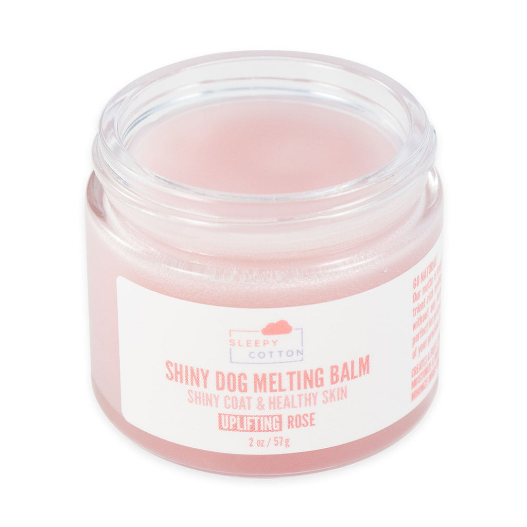 Uplifting (Rose) - Skin & Fur Nourishing Dog Melting Balm
