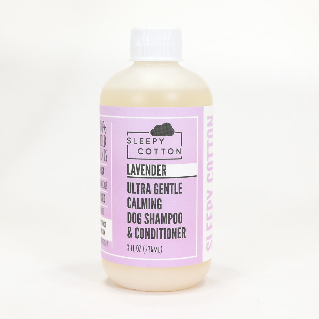 Lavender - Ultra Gentle Calming Dog Shampoo