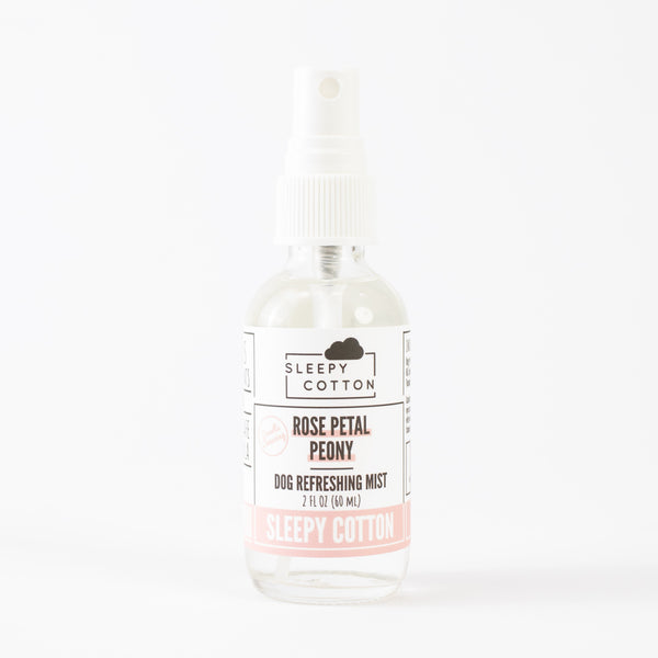 Rose Petal & Peony - Dog Refreshing Mist (Ambassador)