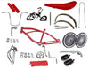 Bicycle Saddles and Parts