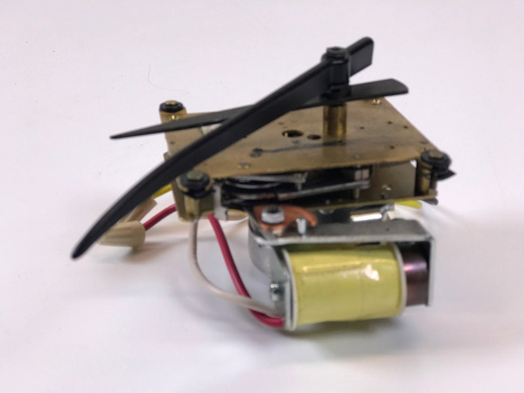 24v simplex clock motor and hands