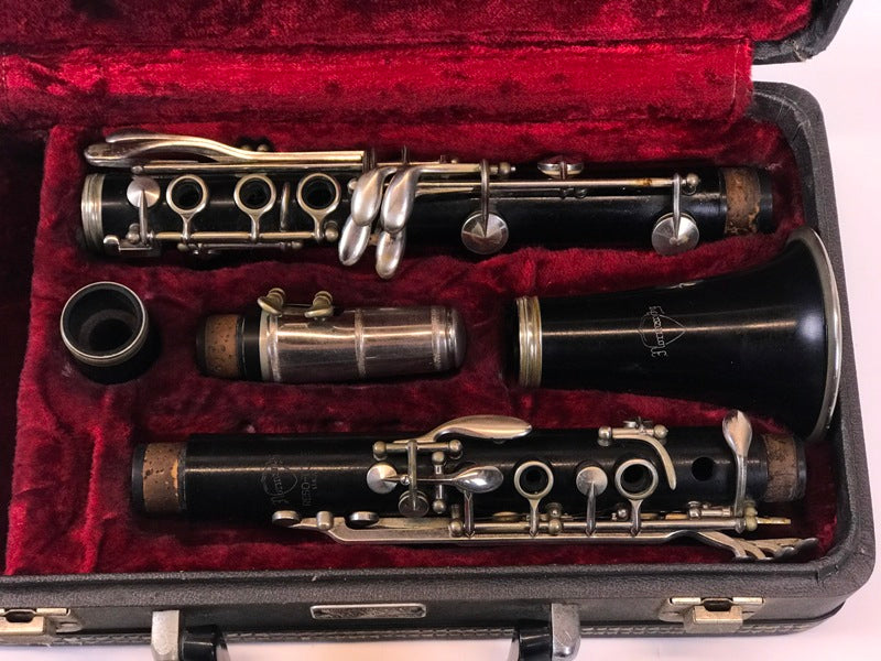 vintage normandy clarinet