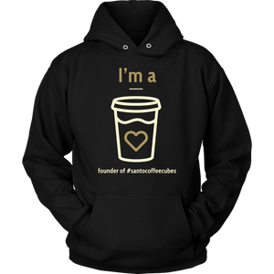 Santo Coffee Hoodie Founders Edition1