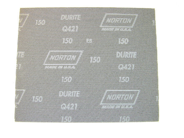 "SAND SCREEN CLOTH, NORTON 9"" X 11"", 150 GRIT - 225202"
