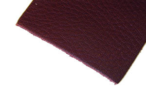 MEDIUM MAROON COW LEATHER - 299 ***Sold in approximately 20 sq ft hides***