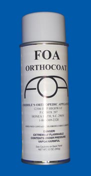 ORTHOCOAT CLEAR SATIN FINISH CAN - 700-007