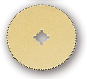 "CAST SAW BLADE 2.5"" UNIV. TITANIUM NITRIDE COATED - 700-052U"