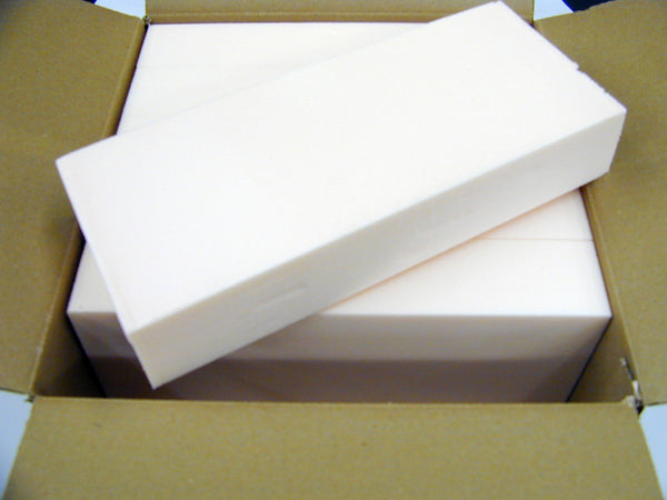 "FOOT IMPRESSION FOAM XLG 2.5""X 6""X 14"", BULK 12/CS - 700334"