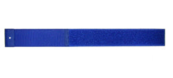"HOOK & LOOP STRAP 1""X12"" W/4.75"" HK - ROYAL BLUE - 725127C-9"