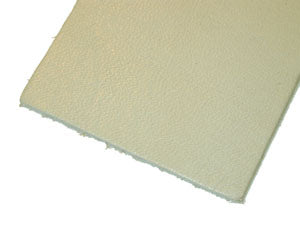 EXTRA LIGHT CREAM COW LEATHER - 801 ***Sold in approximately 20 sq ft hides***